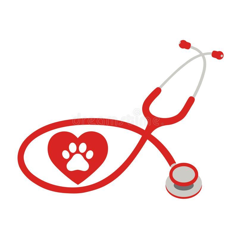 Fonendoscopio para animales veterinarios